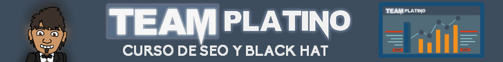 team platino banner